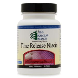 Niacin, Time Release, U/M 90
