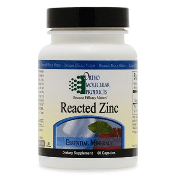 Zinc, Reacted, U/M 90