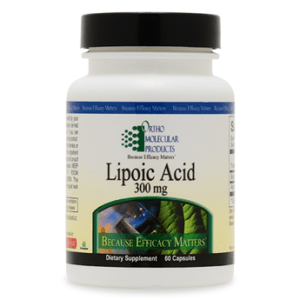 Lipoic Acid 300mg, U/M 90