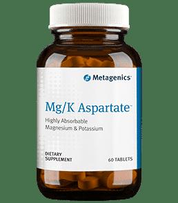MG/K Aspartate 30ct