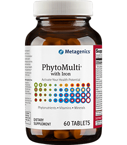 Phyto Multi w/o Iron 60ct