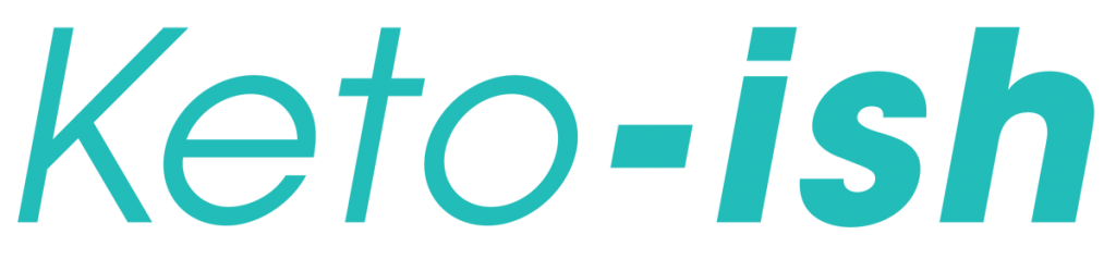 Ketoish Logo text only